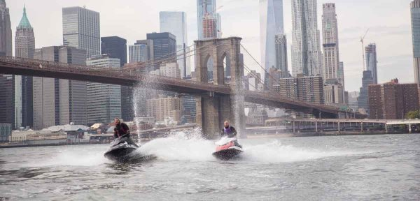 sea the city jet ski tours nyc