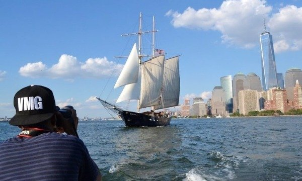 tireless harbor tours new york