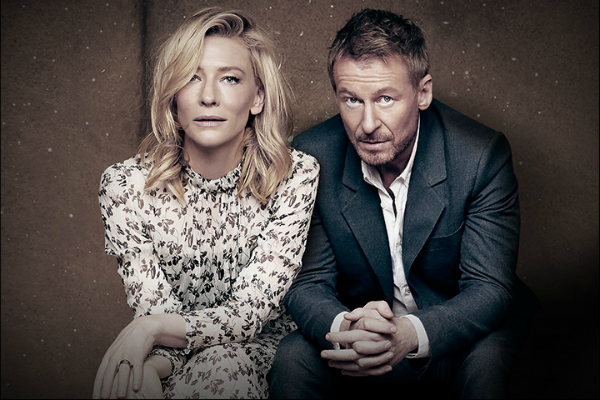 cate blanchett richard roxburgh the present