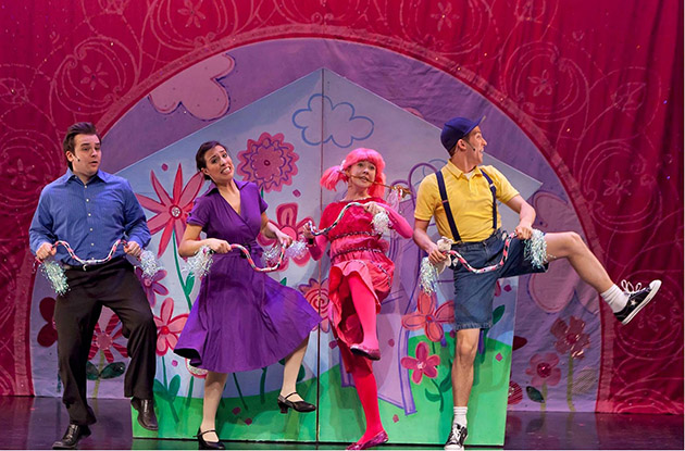 pinkalicious the musical cast