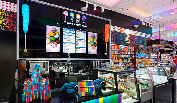 Dylan S Candy Bar Cafe Union Square