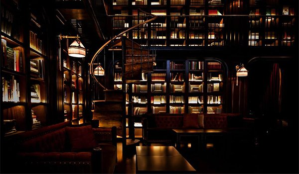 The NoMad Bar