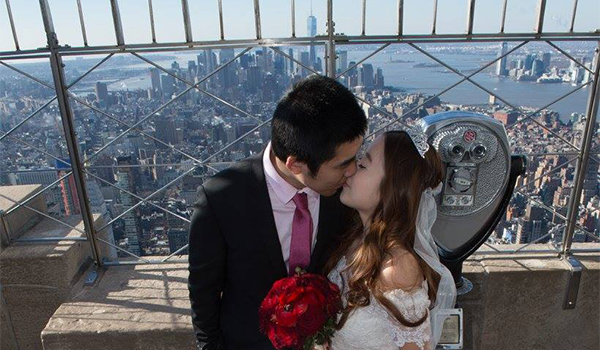 Married Empire State Building