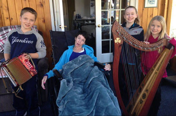 rockland family plays music