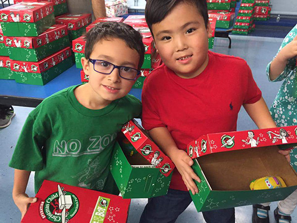 boxes for kids in need