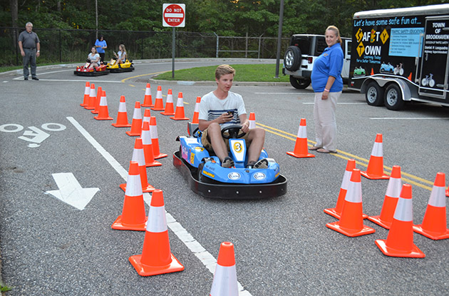 brookhaven safety town
