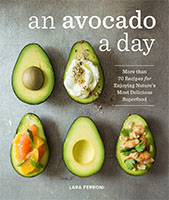 an avocado a day cover