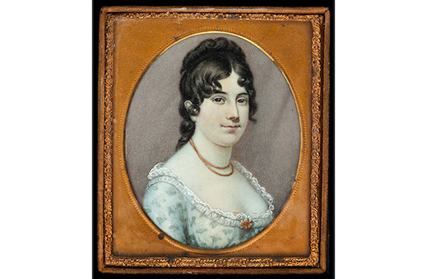 Dolley Madison Aline Alaux