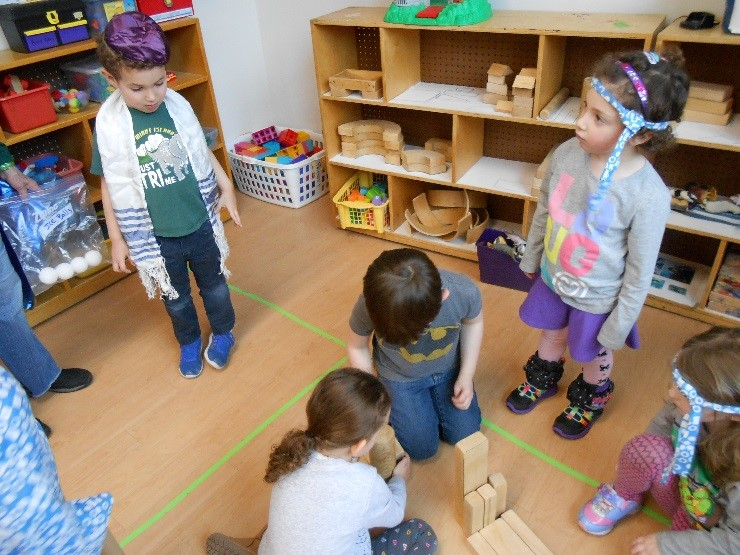 Temple Israel Center Nursery School