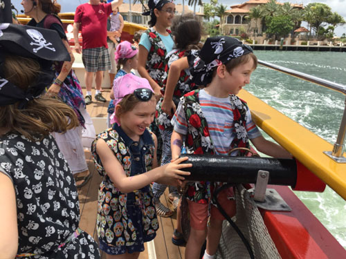 Bluefoot Pirate Adventures in Fort Lauderdale