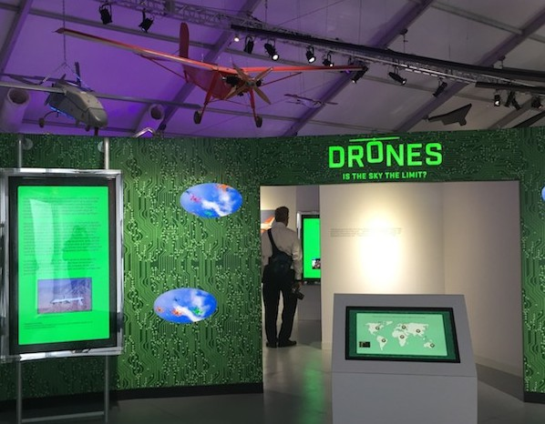 Drones Is the Sky the Limit Intrepid Sea, Air, & Space Museum