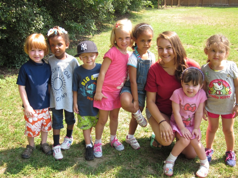 Mount Tom Day Camp