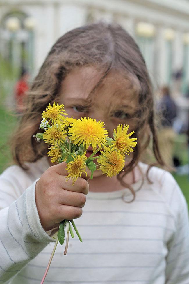 young forager maria viljoen walk