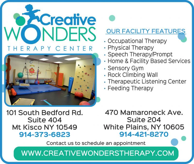 Creative Wonders Therapy