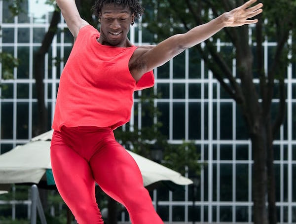 Contemporary Dance Bryant Park Harlem School of the Performing Arts
