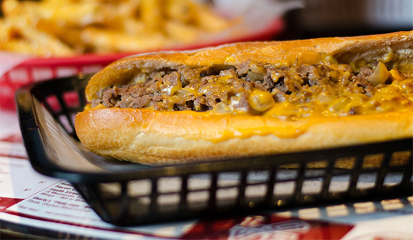 Top 5 Philly Cheesesteaks in NYC