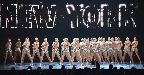 rockettes new york tonys