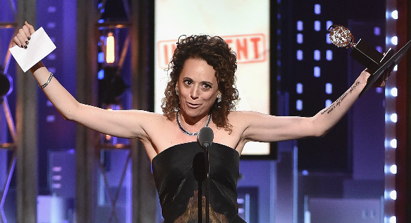 rebecca taichman indecent tony award