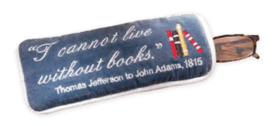 Thomas Jefferson Eyeglass Case New-York Historical Society