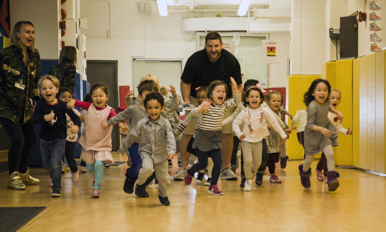 A Dwight world-class education begins in preschool. -