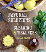 natural solutions for cleaning & wellness cover