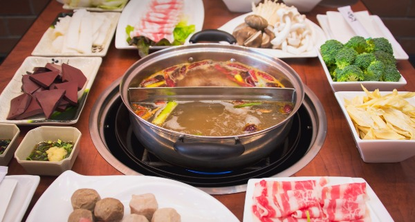 hot pot ding chinese