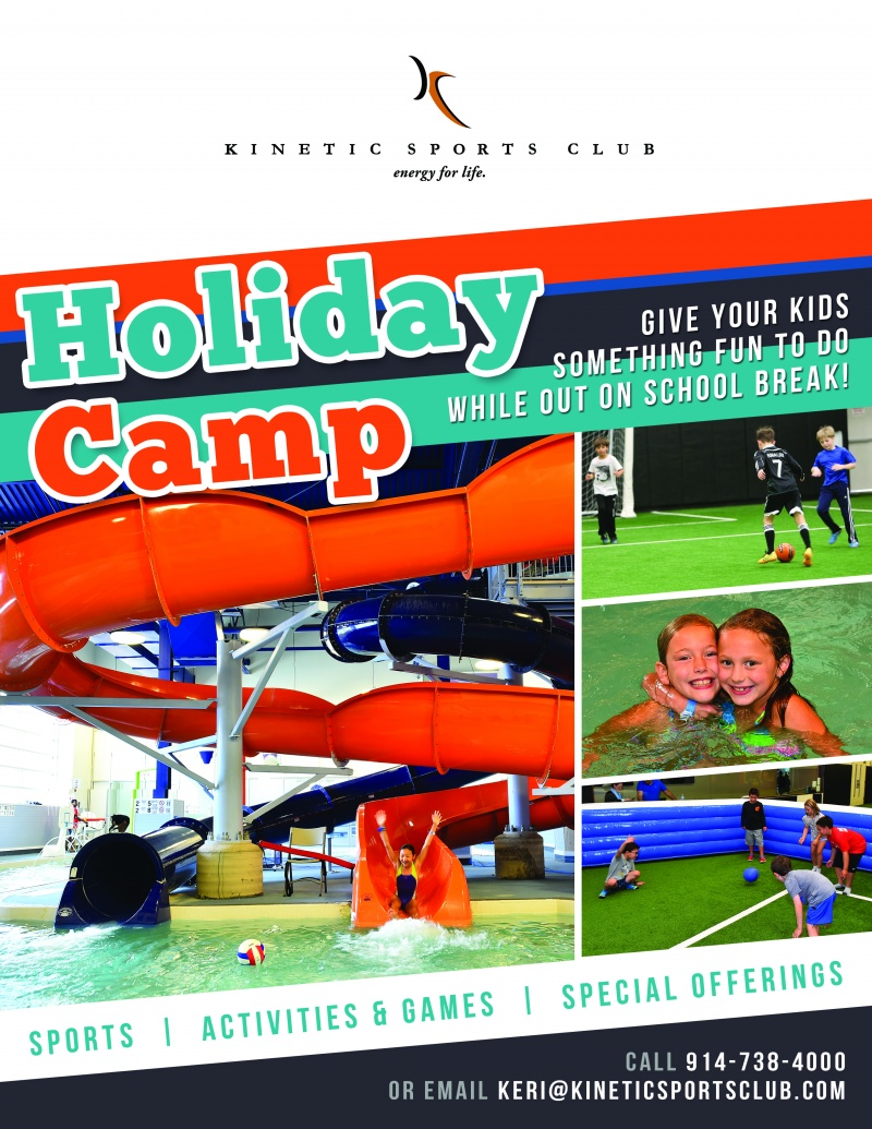 Kinetic Sports Camps