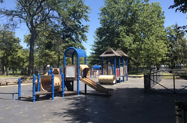 playground at cantiague park in hicksville