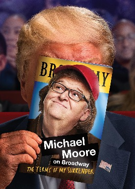 michael moore terms surrender trump