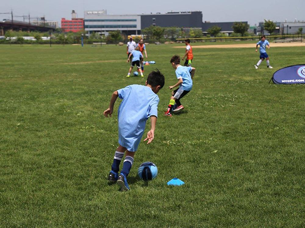 NYCFC Soccer Camp