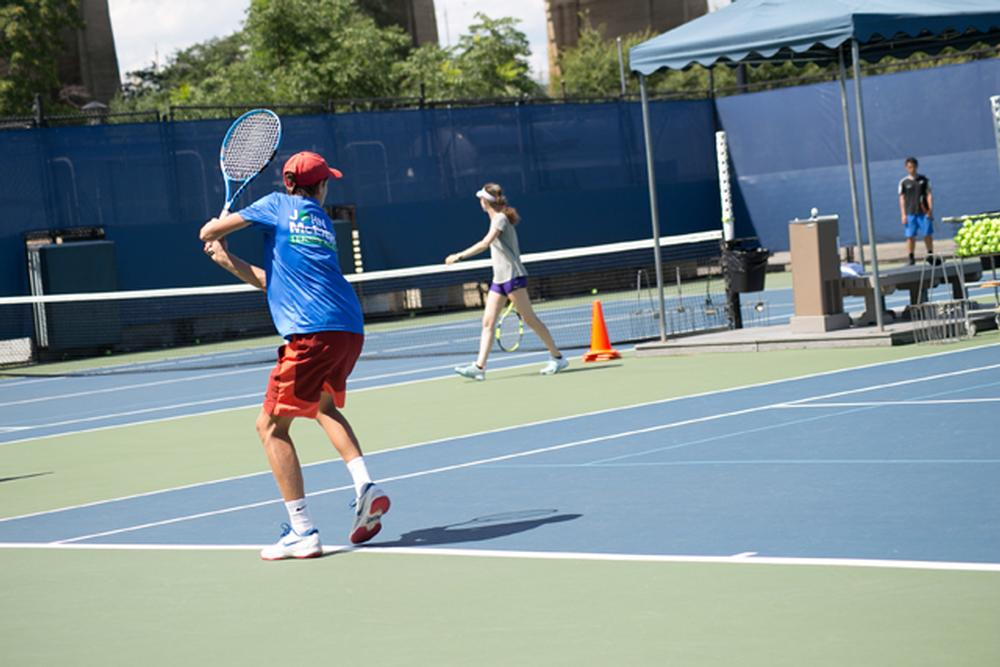 JMTA Tennis Training Camp