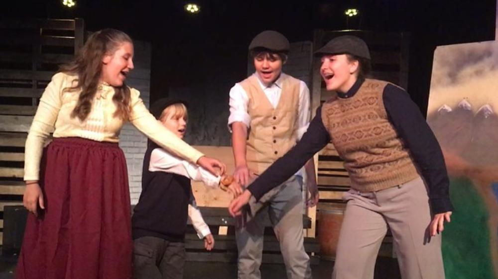 Imagine Works produces 3 main stage productions a year -
