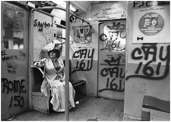 Editta Sherman by Bill Cunningham