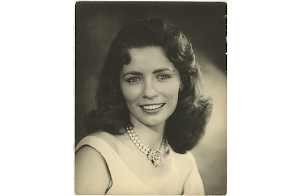 June Carter Cash by Editta Sherman
