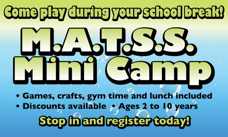 M.A.T.S.S. Kid's Gym