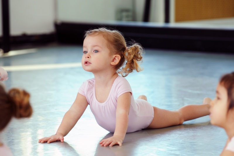 Young Dancers Program at The School at Steps