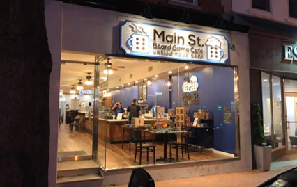 Main Street Board Game Cafe