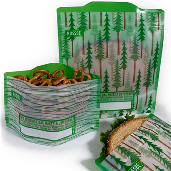 Russbe Snack and Sandwich Bags