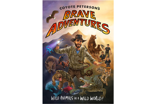 coyote petersons brave adventures book