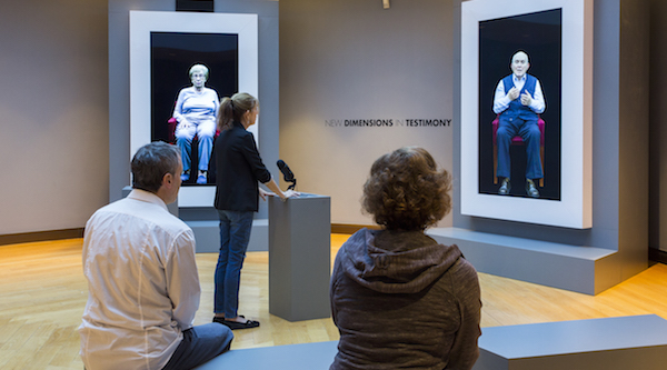 Dimensions in Testimony Museum of the Jewish Heritage