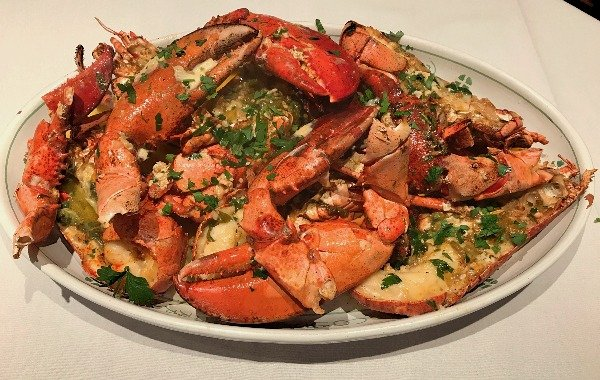 lobster lunella ristorante little italy