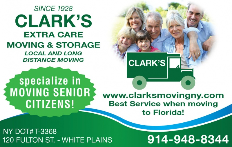 Clark's Moving