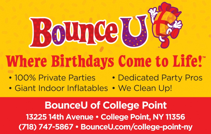 Bounce U College Point