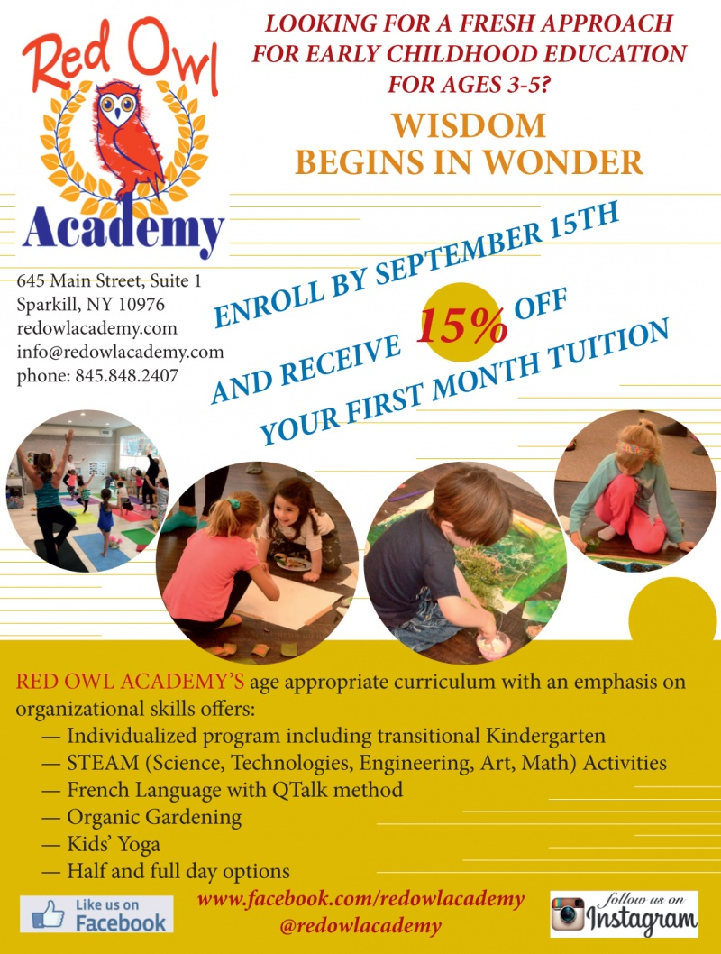 Red Owl Academy