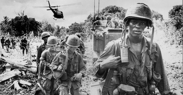 americas role in the vietnam war Us involvement in vietnam increased markedly in the first years of the cold war, as washington sought to contain the growth of communism in south east asia.