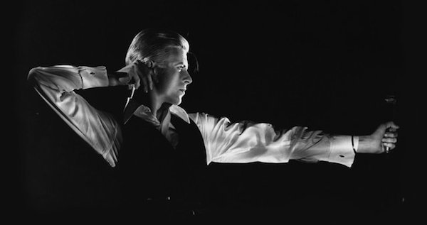 David Bowie Station to Station Tour JOhn Robert Rowlands