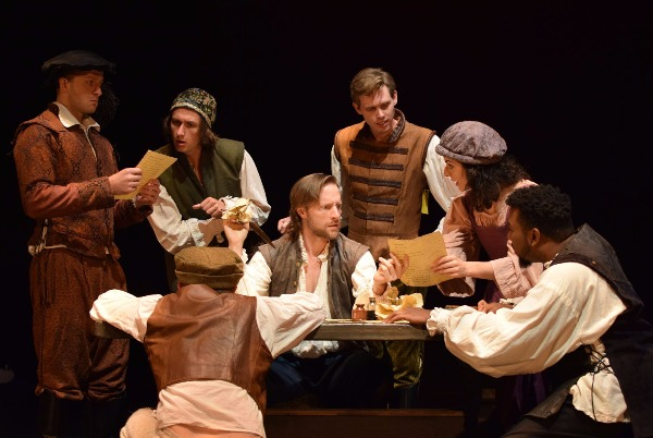 new jersey shakespeare in love