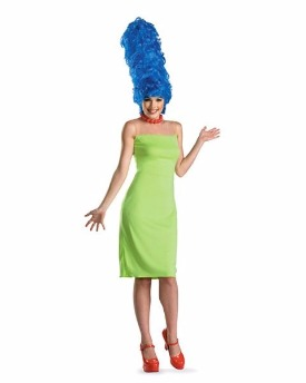 marge simpson halloween costume
