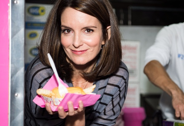 cheese fries mean girls preview tina fey