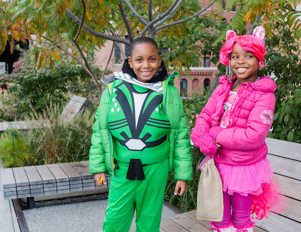 Halloween High Line